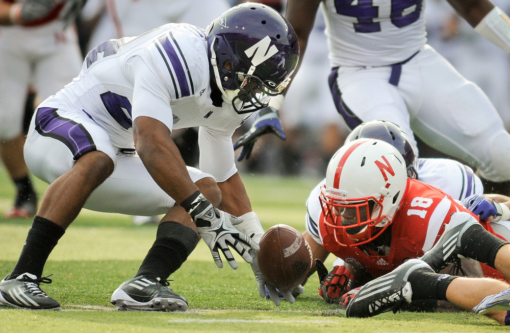 Last season, Northwestern knocked Nebraska out of the top ten with a win in Lincoln.