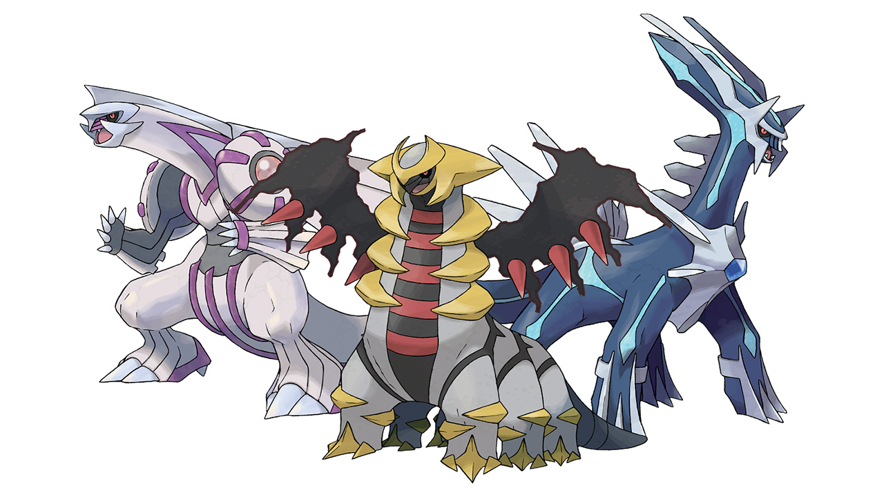 Shiny Legendary Pokemon coming to GameStop, EB Games, GAME