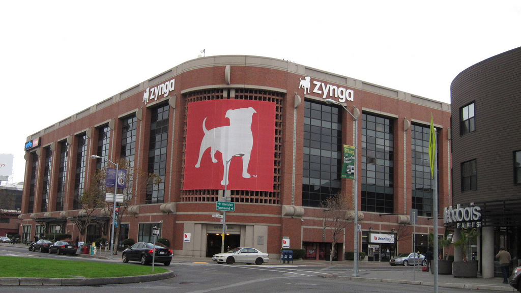 Report: Three execs resign from Zynga in one month