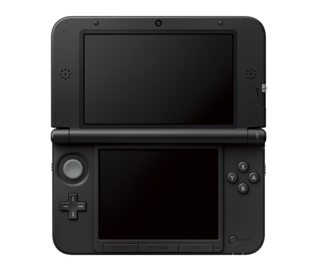 Nintendo launching black 3DS XL Aug. 11