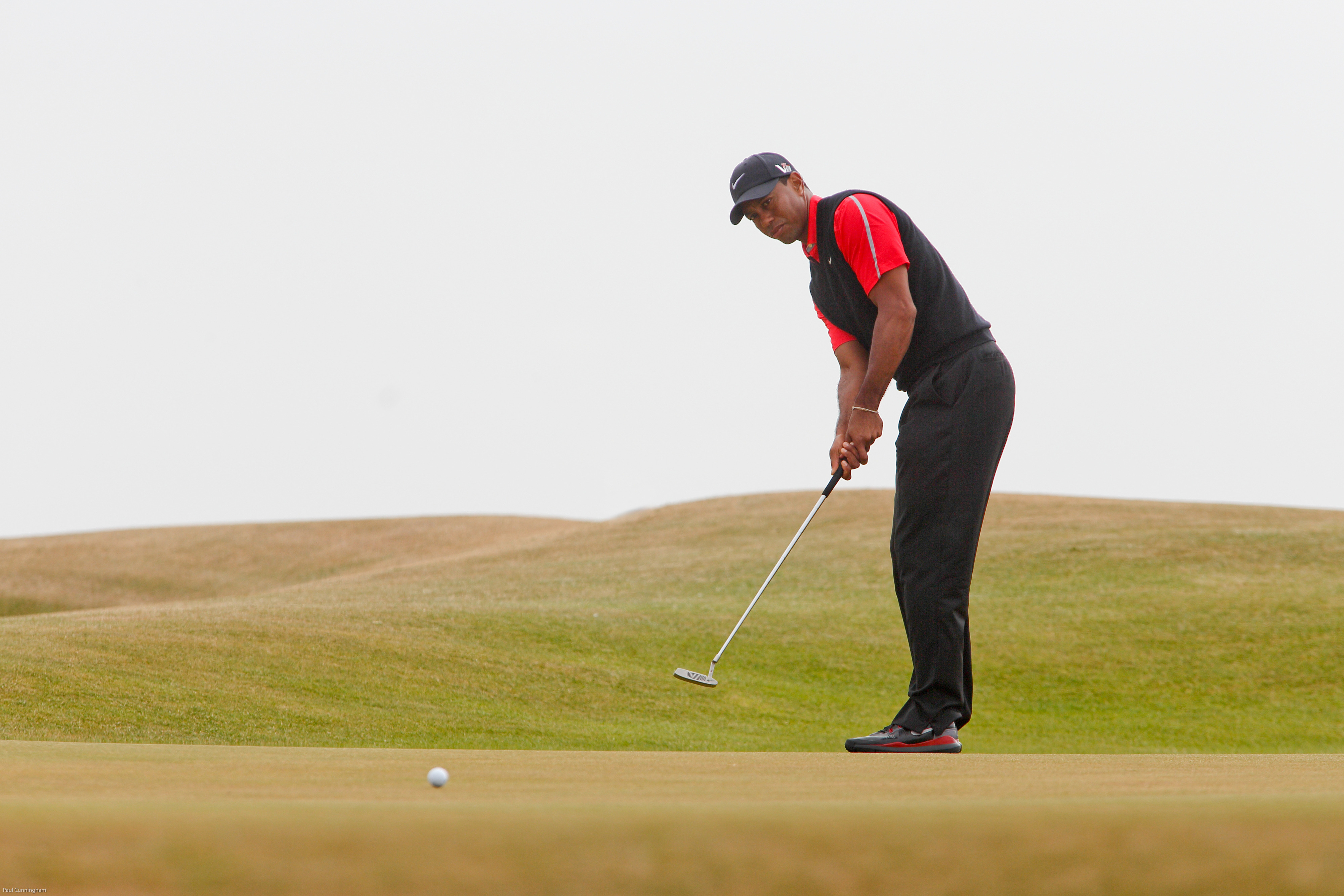Tiger Woods unhappy with PGA Championship greens at Oak Hill