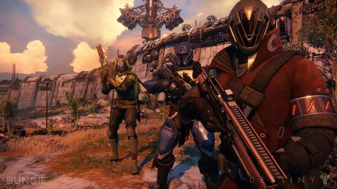 How Destiny builds on inspiration from Borderlands