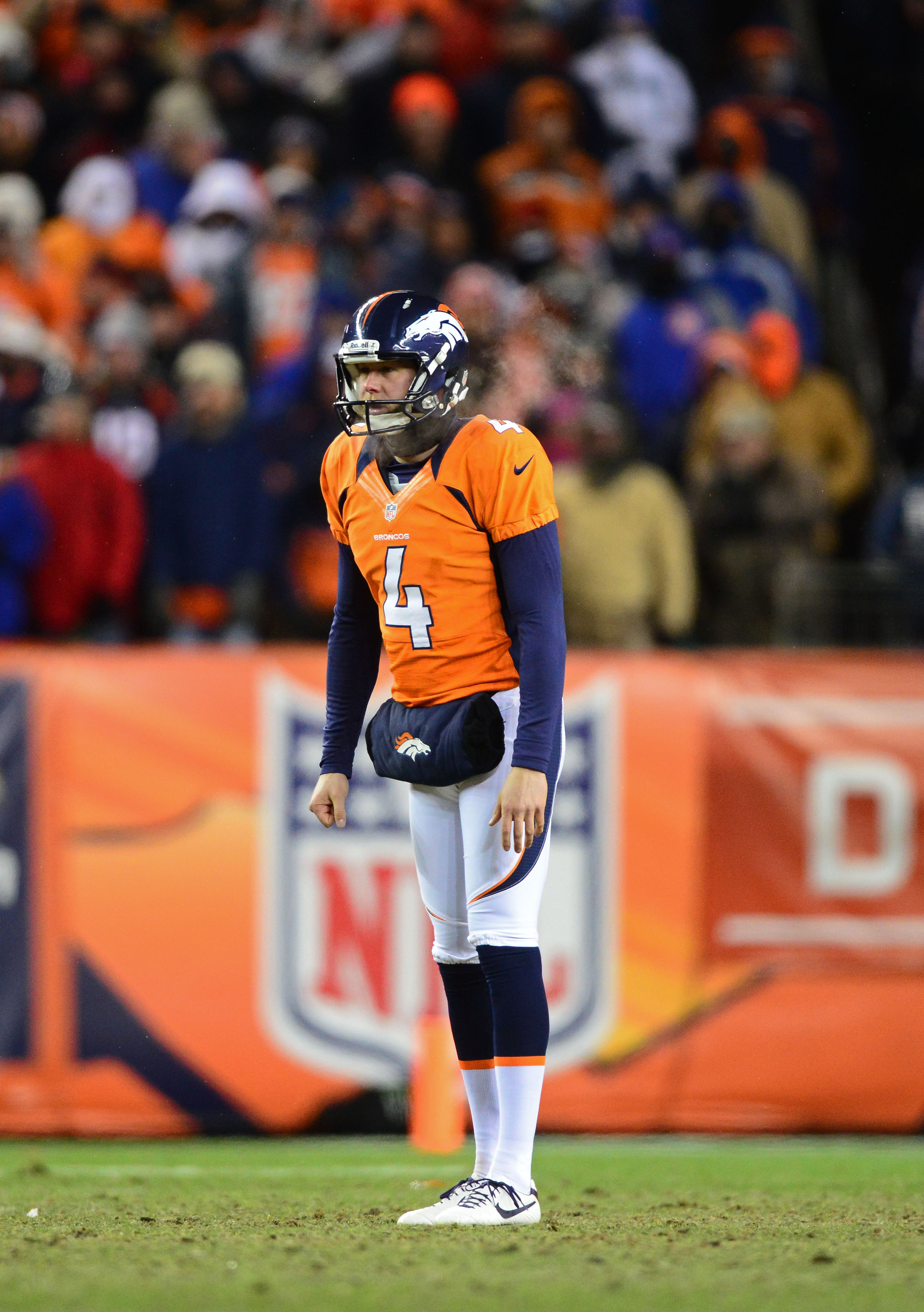 Britton Colquitt contract: Broncos reportedly want to extend punter's deal