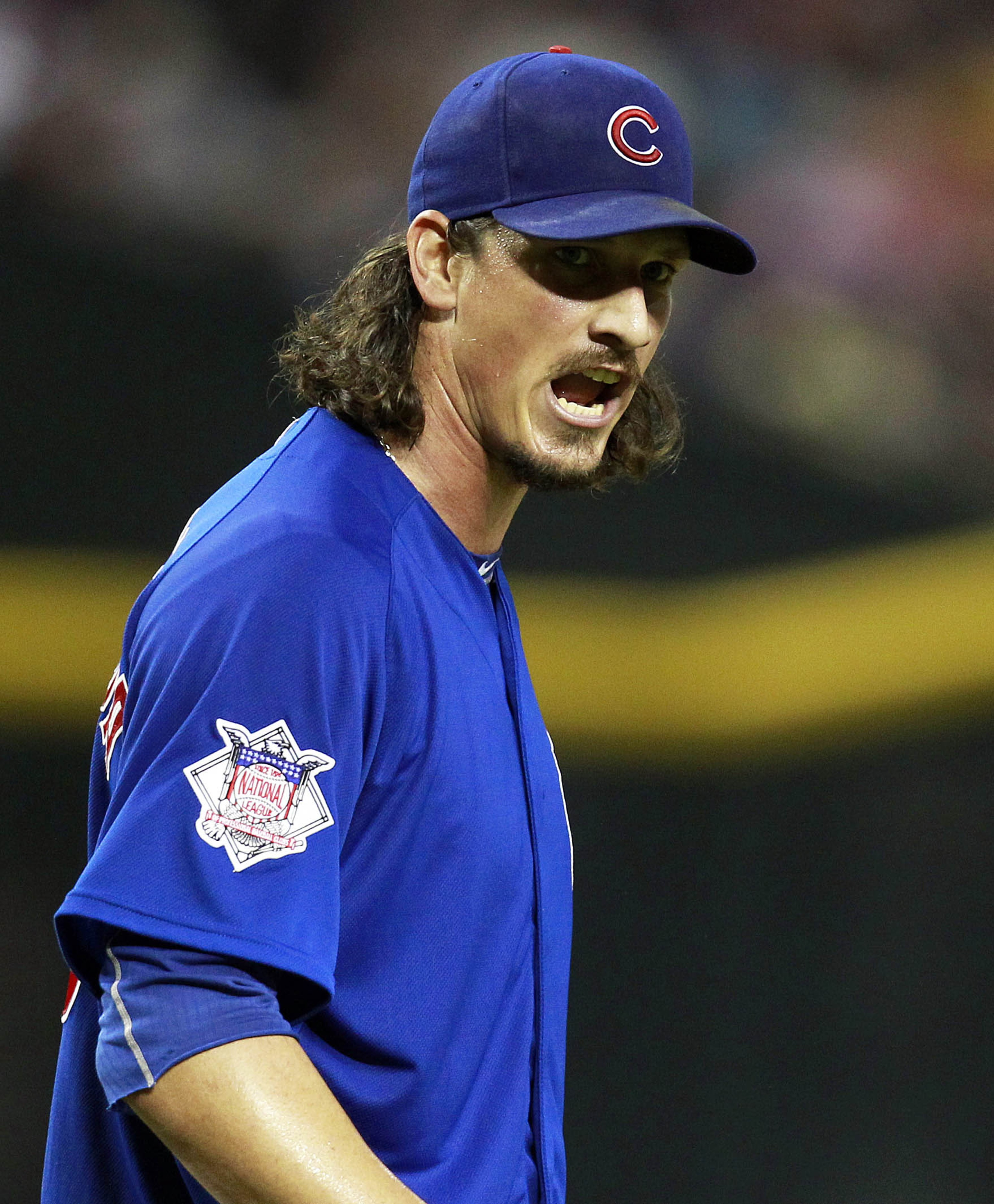 Cubs never close to dealing Jeff Samardzija, want to to extend RHP