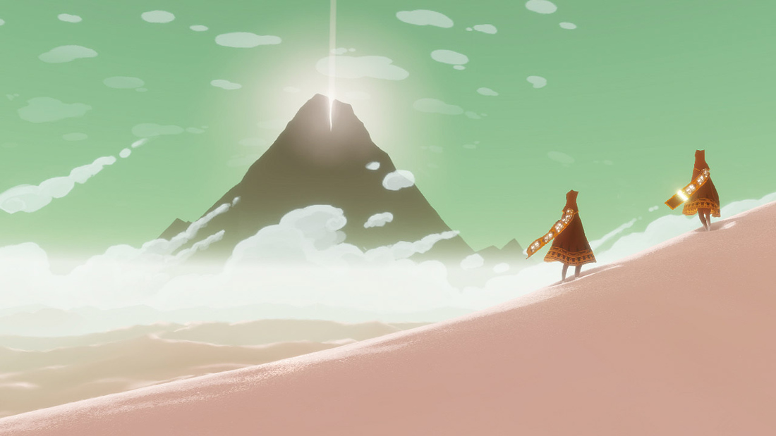 Journey creators' next 'risky' game still years off