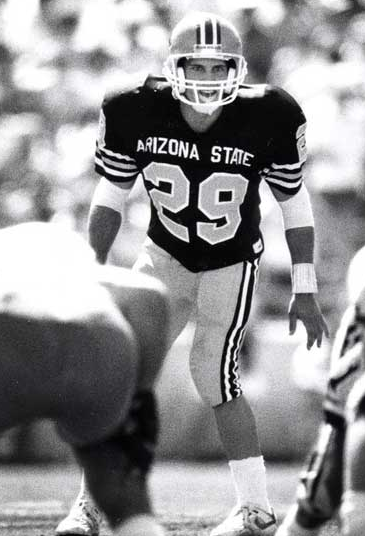 Nathan LaDuke led Arizona State in tackles with 122 in 1990.
