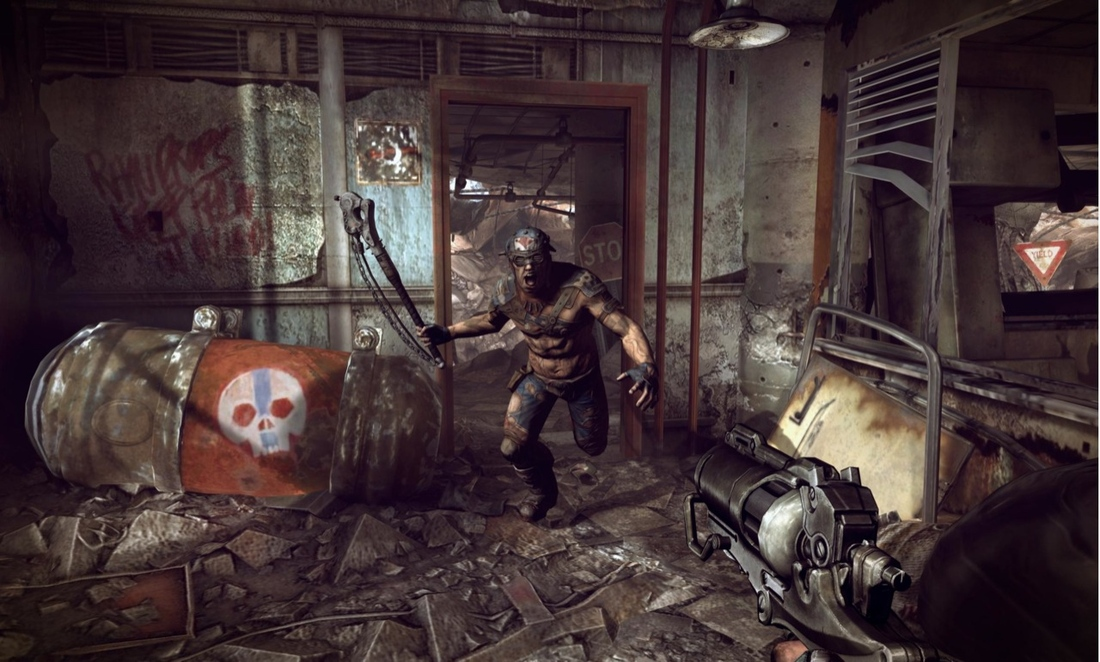 Rage franchise could have a future, id Software says