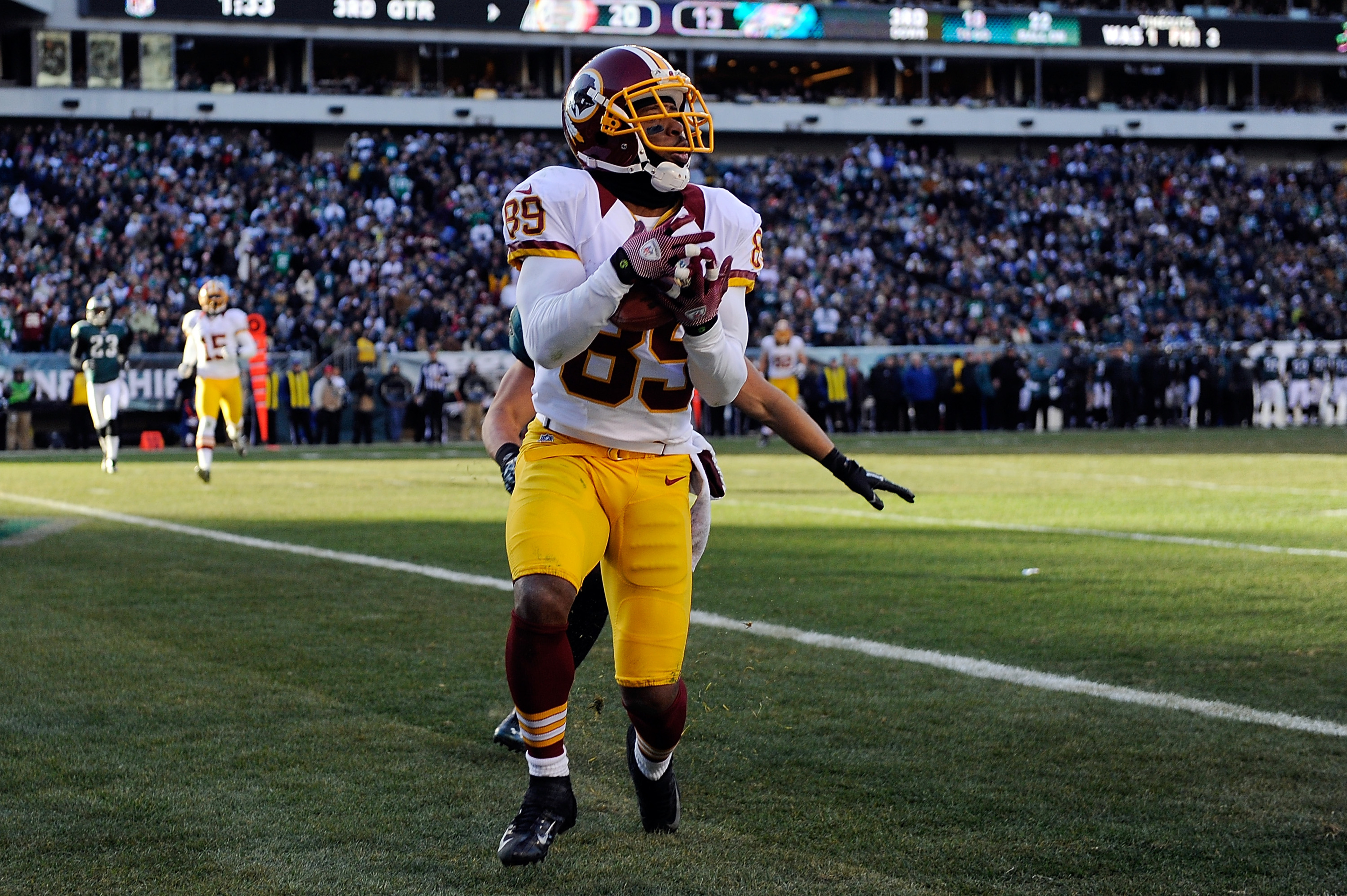 Santana Moss low on Redskins depth chart, should still have his moments for fantasy owners