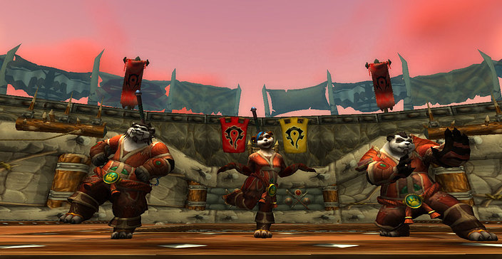 World of Warcraft's Connected Realms feature will link servers