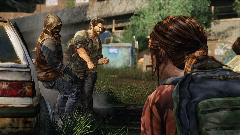 Hear the 'original pitch' for The Last of Us at PAX panel