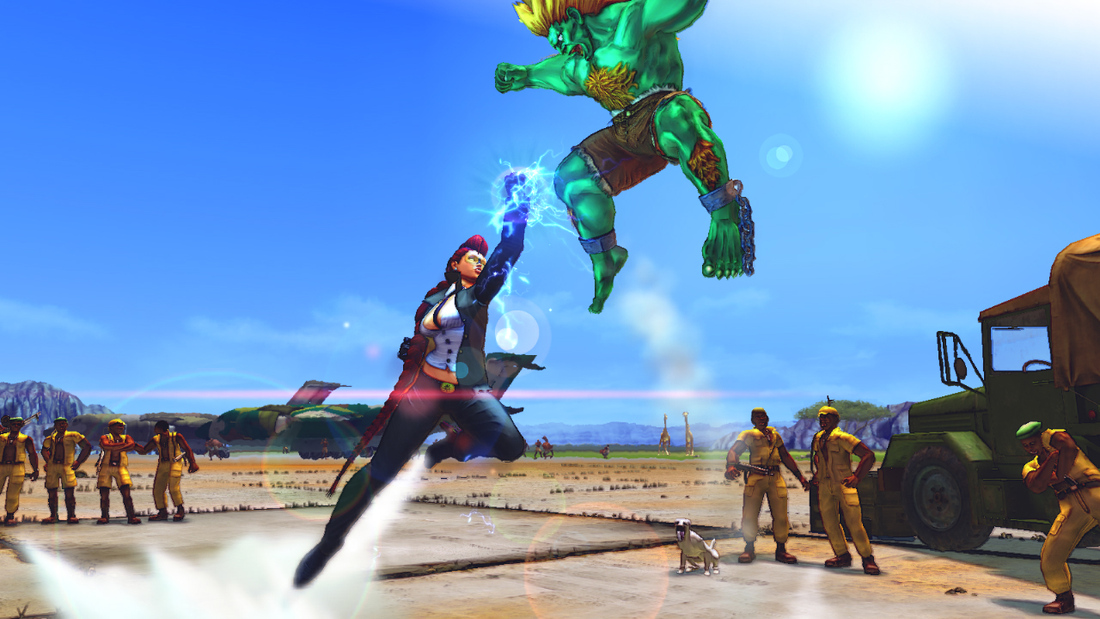 Street Fighter 4 updated due to core titles' longer dev times