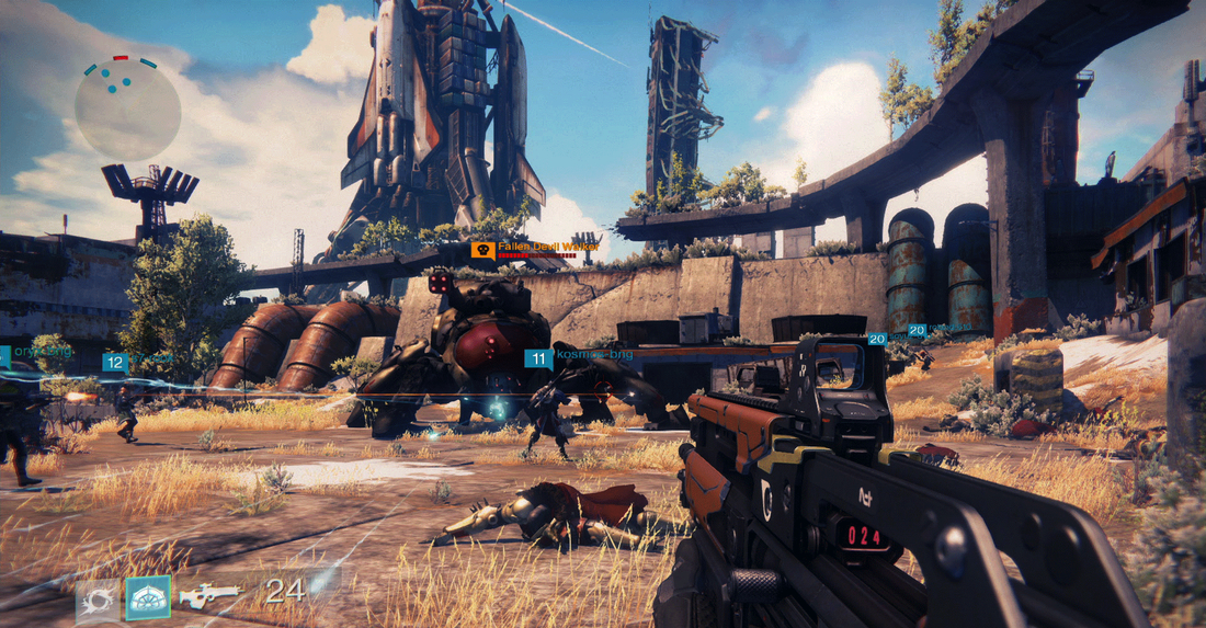 Bungie is aiming to foil the trolls in Destiny