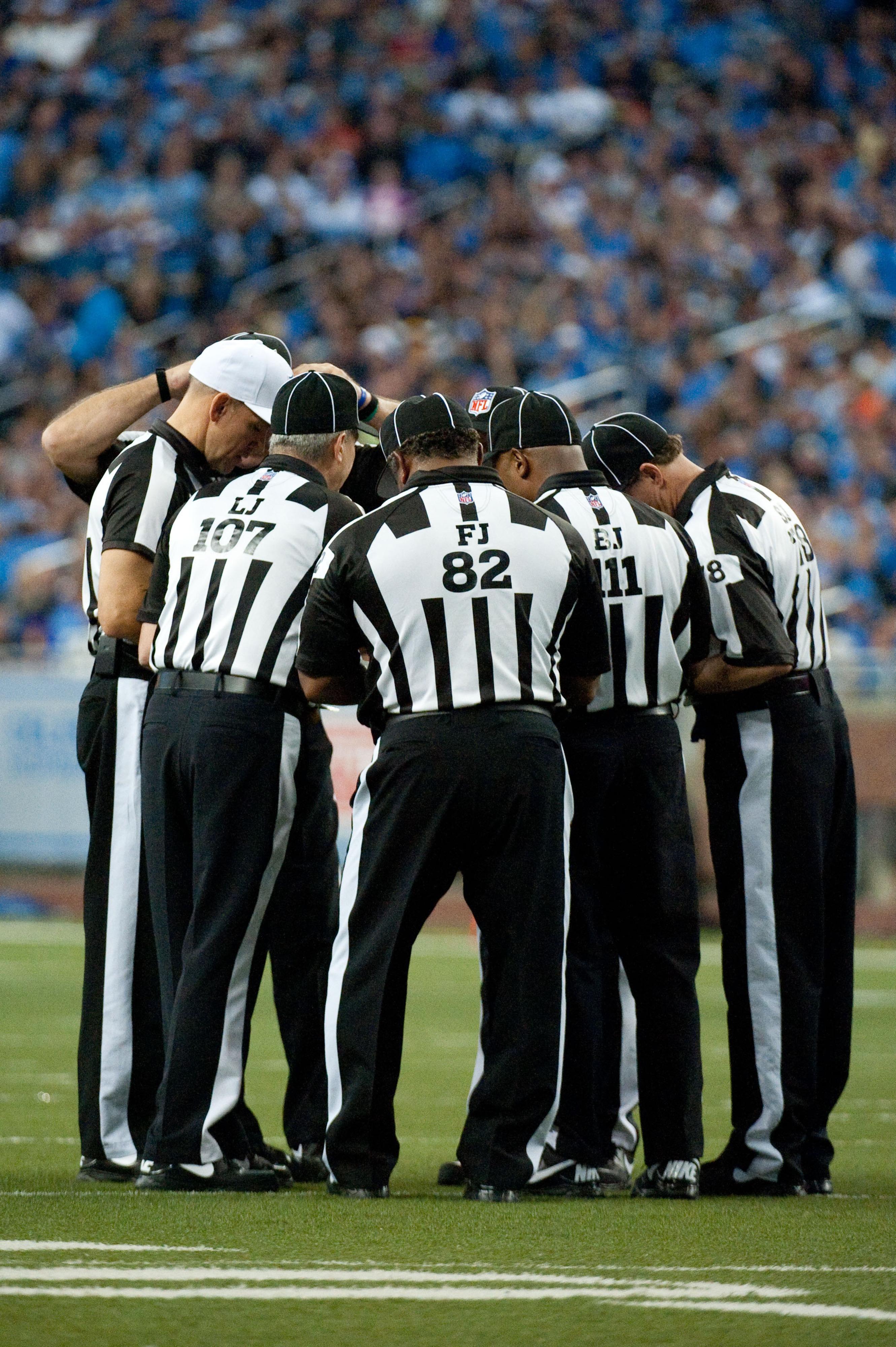 NFL announces rule changes for 2013 season