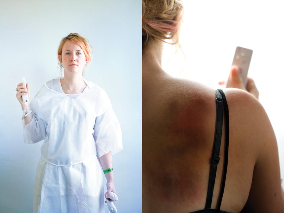 Game Arthritis art exhibit explores 'technologically-induced diseases'