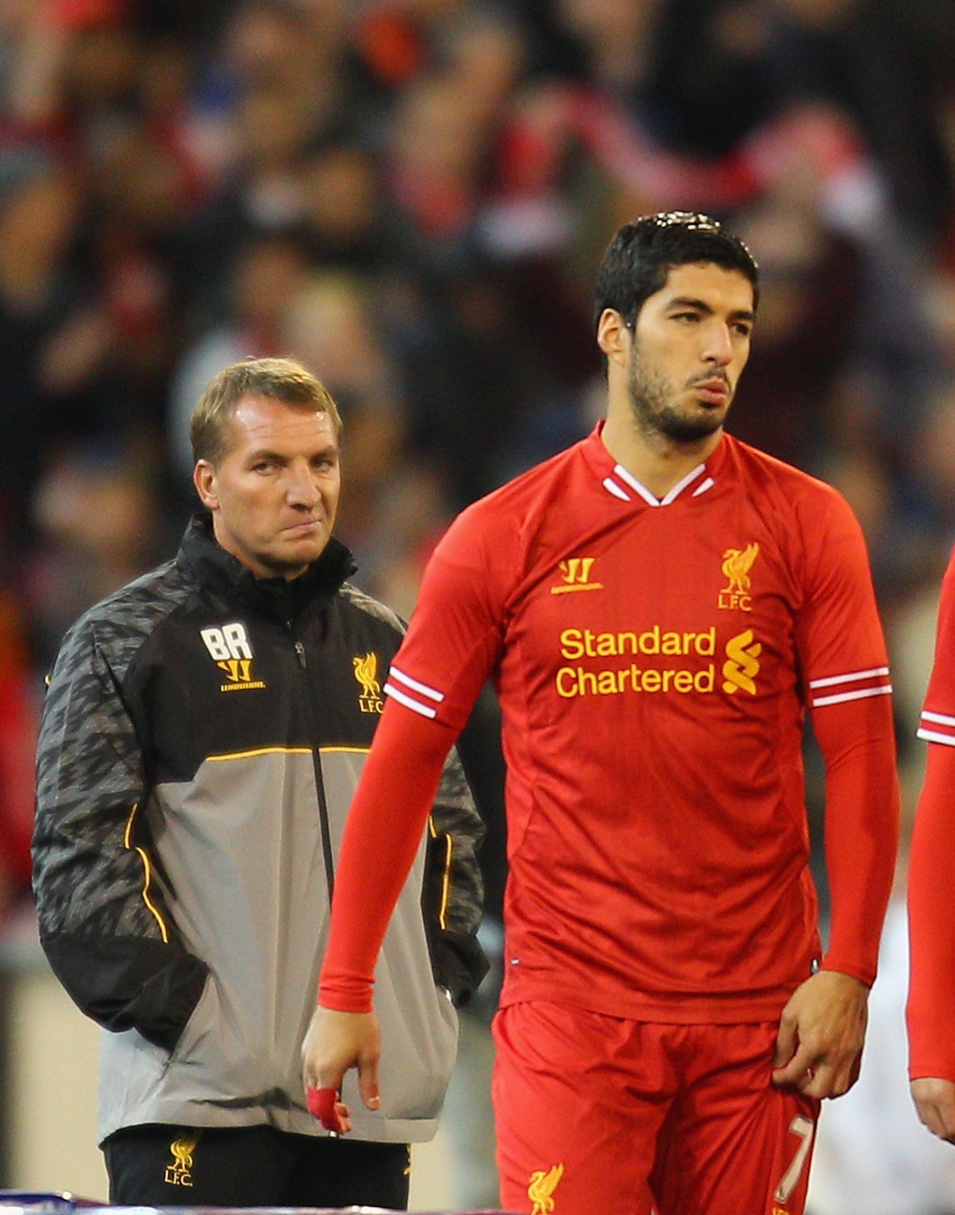 Luis Suarez says Liverpool promised he could leave, contract includes release clause