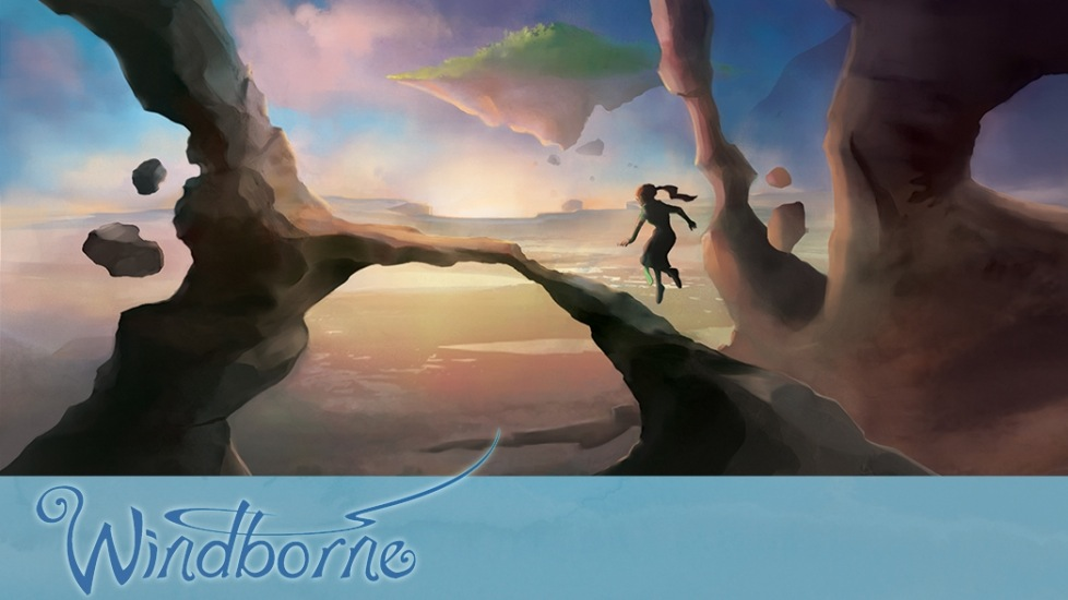 Craft, share and civilize in Windborne's 'social sandbox'