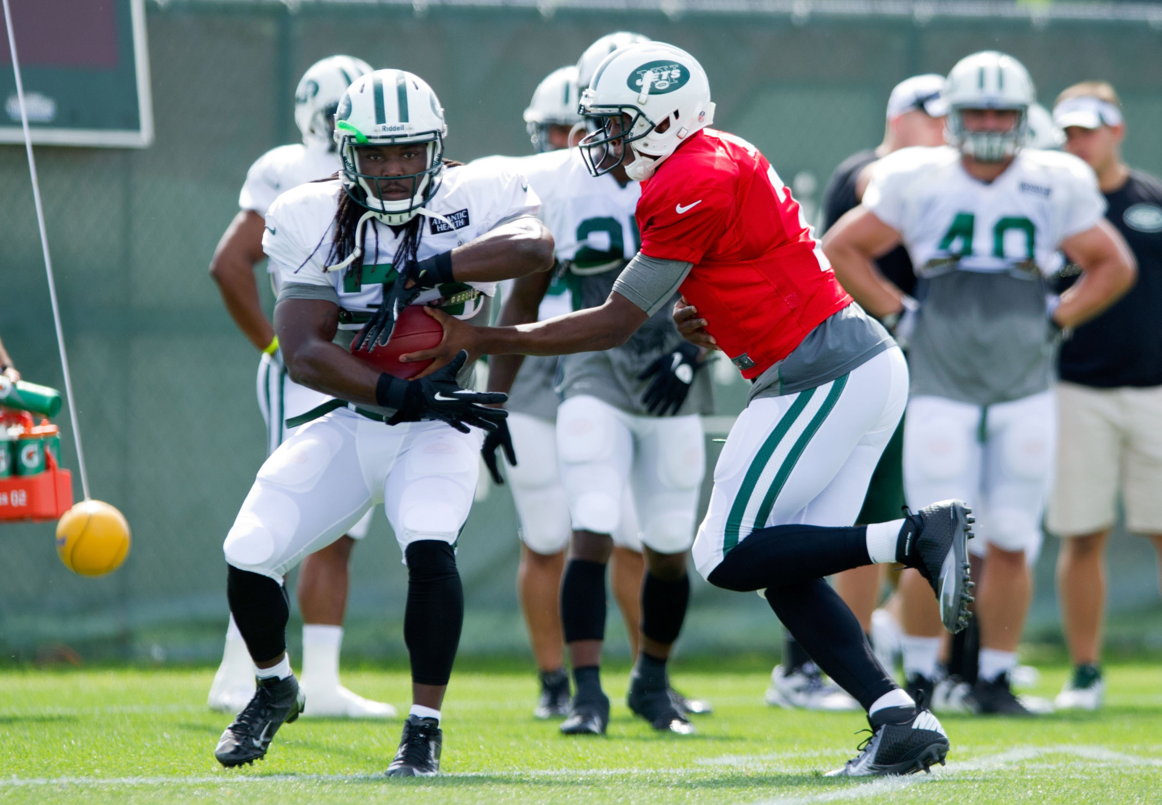 Chris Ivory doesn't expect to play Friday, remains solid fantasy option for now