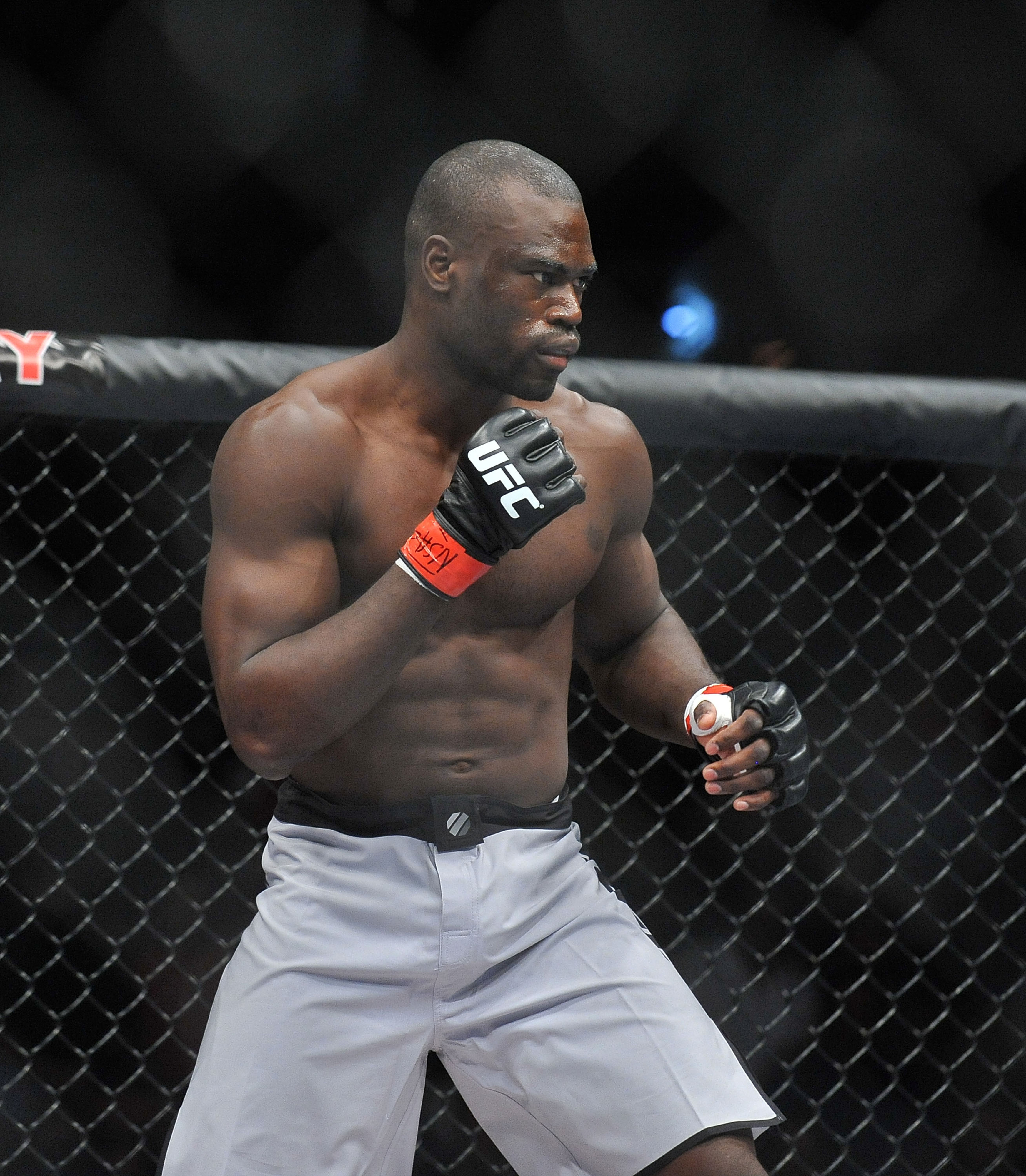 Pictured: Uriah Hall