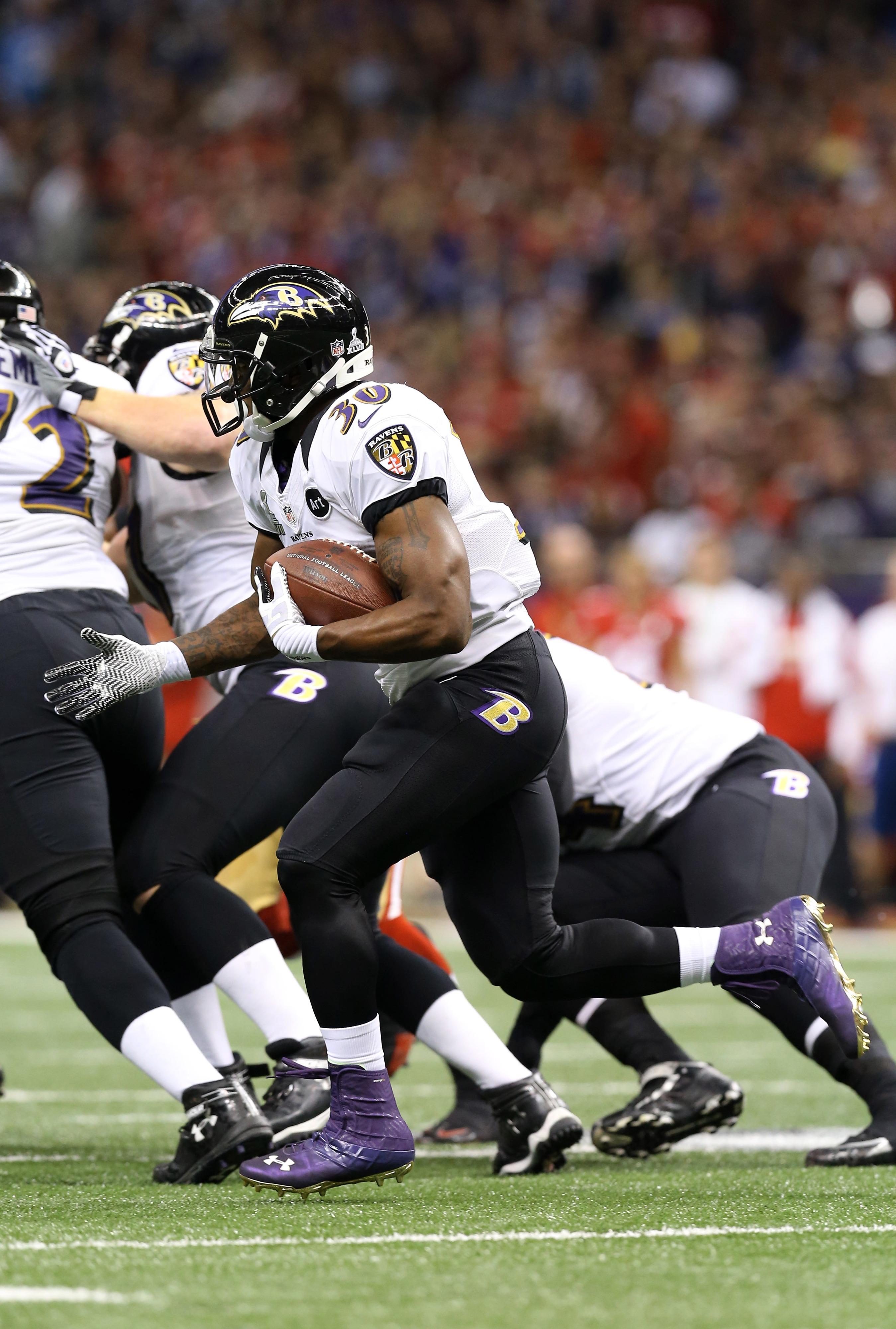 Ravens high on Bernard Pierce, emerging as elite backup in fantasy
