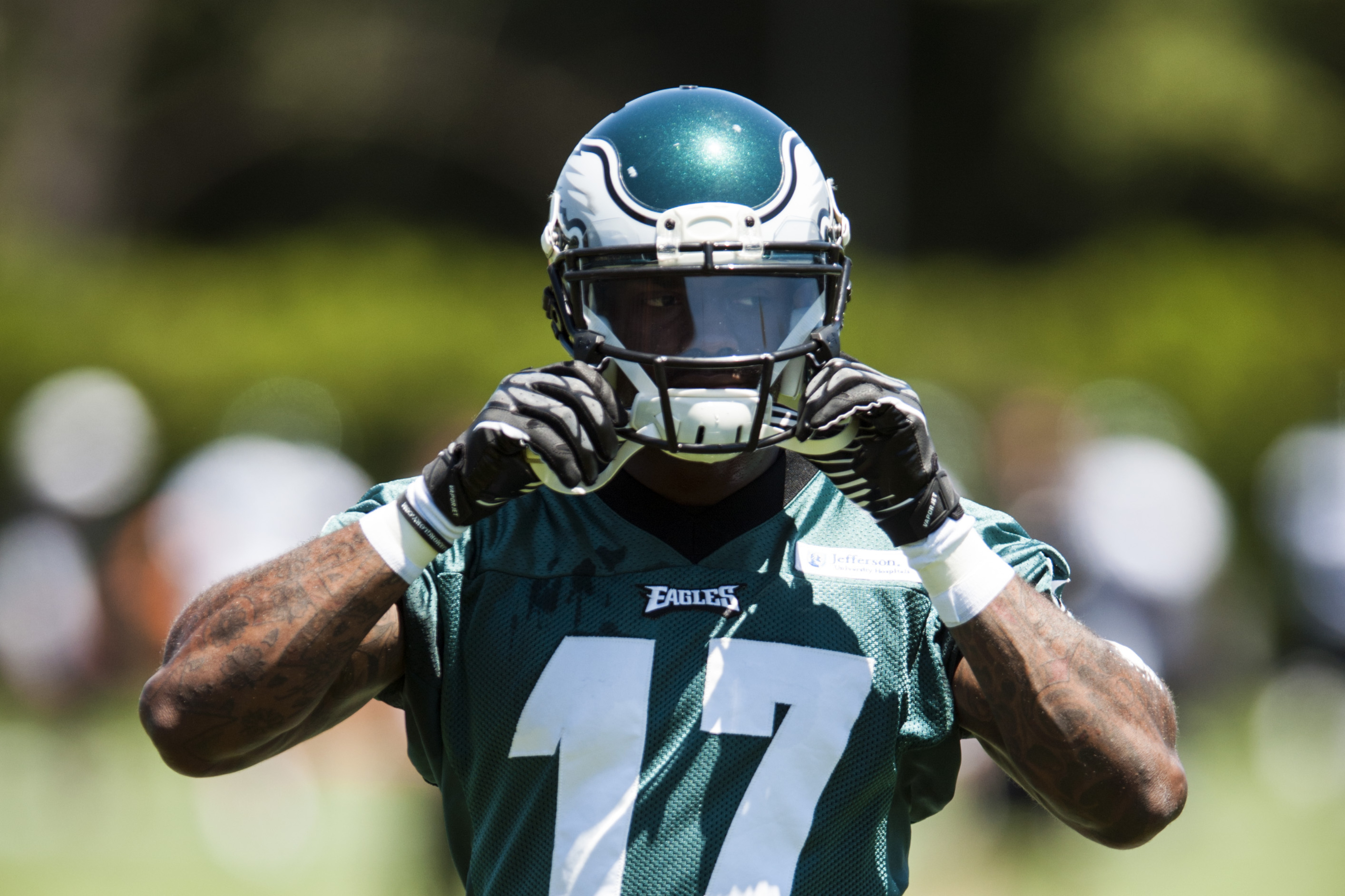 Arrelious Benn injury: Eagles place WR on injured reserve