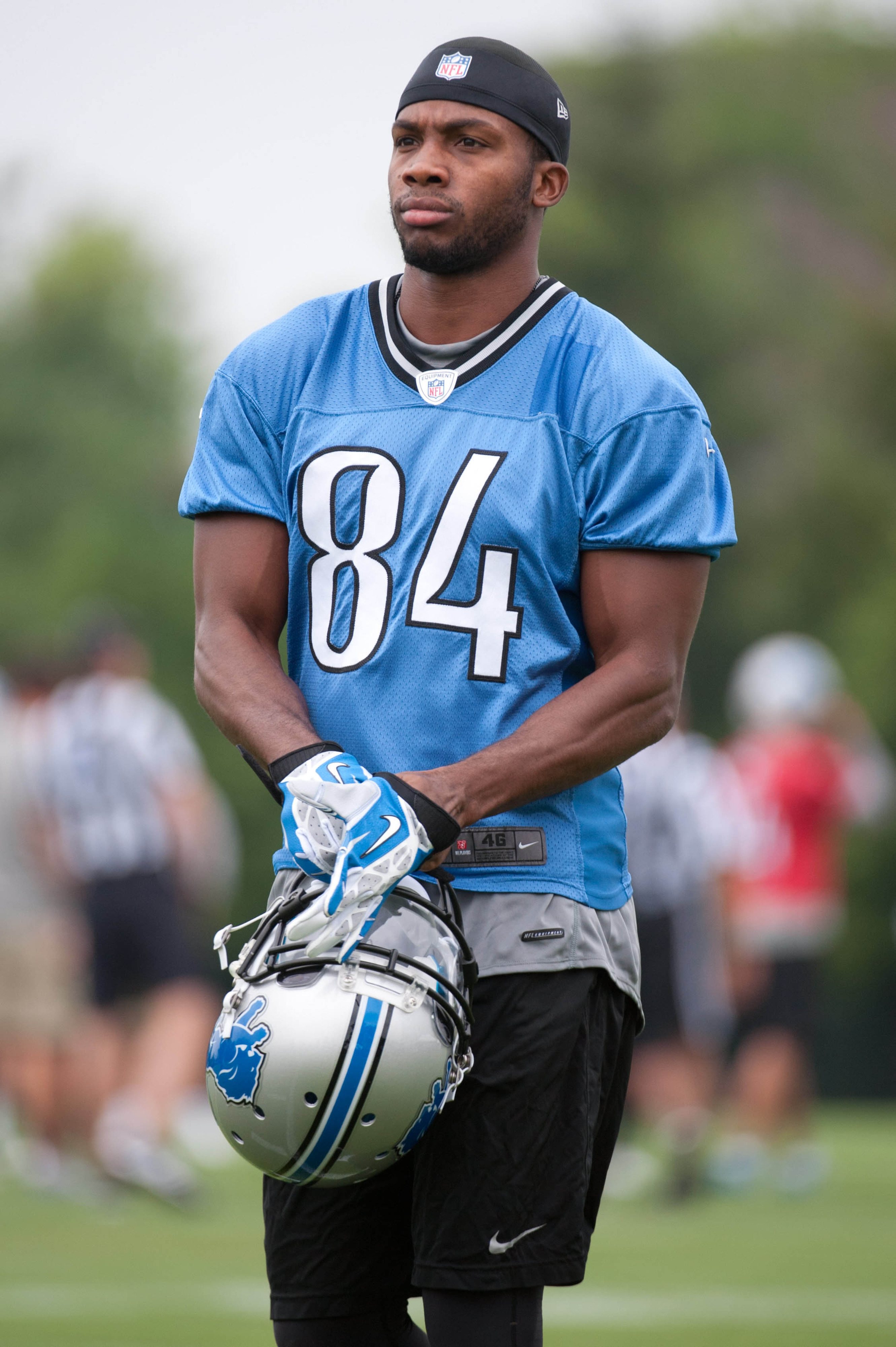 Ryan Broyles, Lions being cautious early in preseason; fantasy owners approve