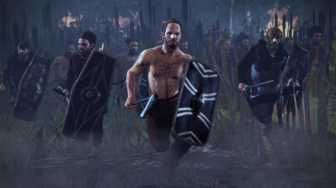 Total War: Rome 2 players get early beta access to Total War: Arena