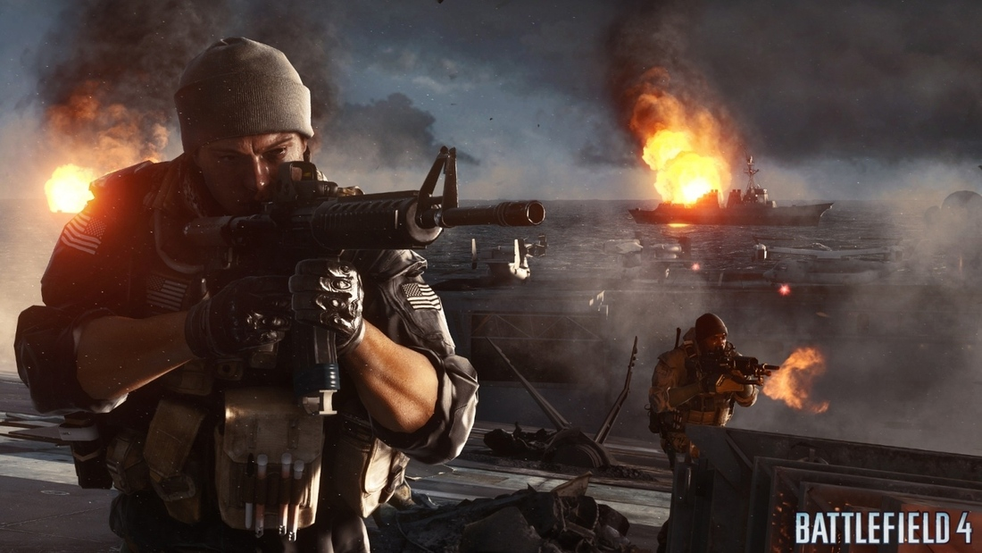 Battlefield 4 will 'encourage' but 'never force' team play