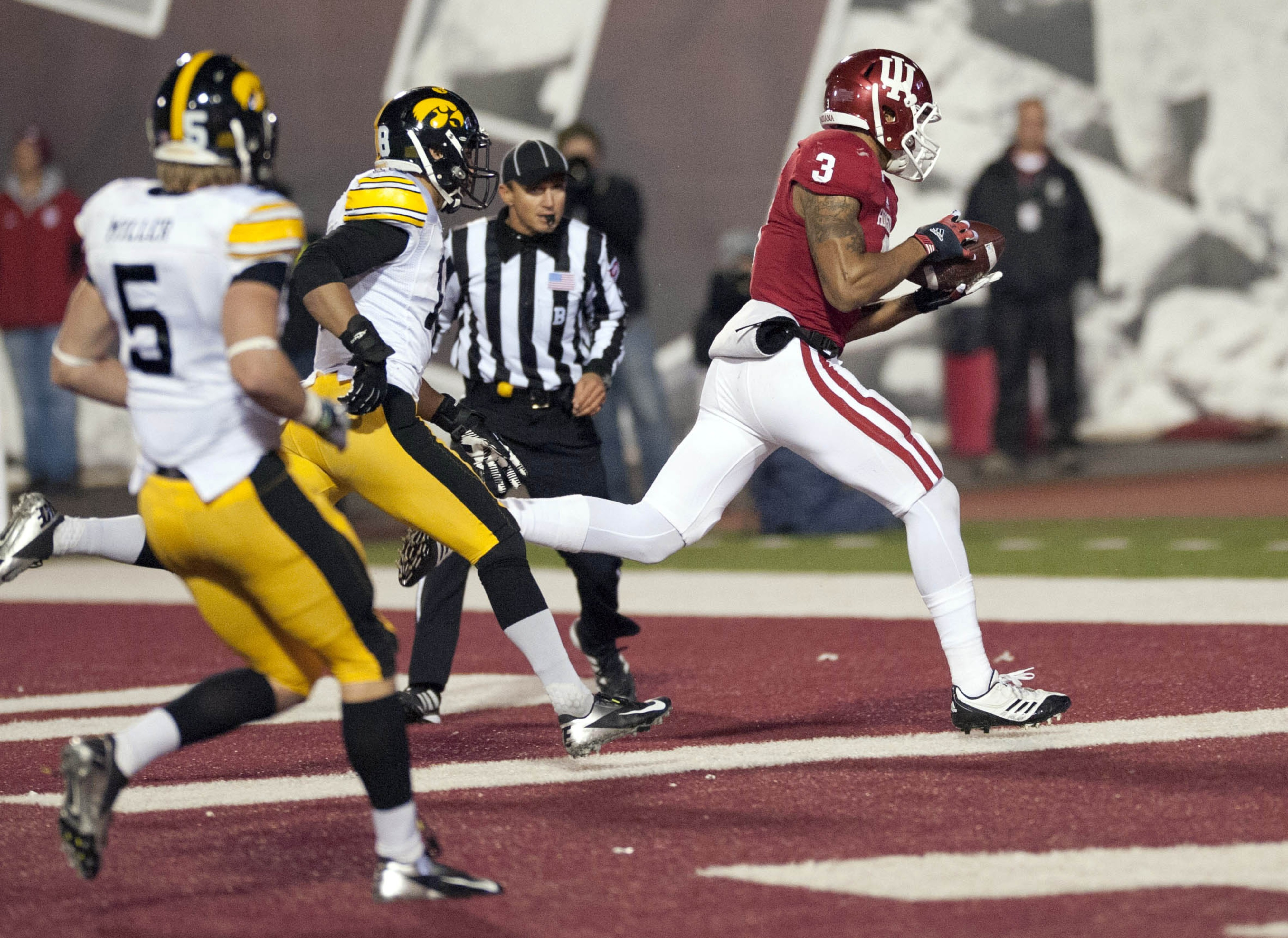 Can Cody Latimer lead a high-powered Hoosiers offense to a bowl in 2013?