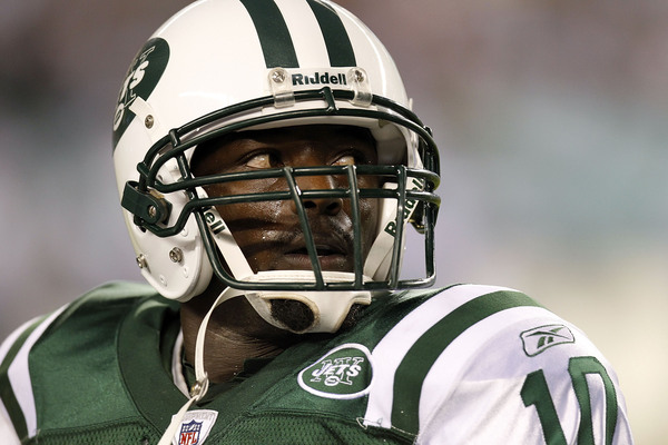 Santonio Holmes injury: Some feel Jets WR taking his time with foot issue