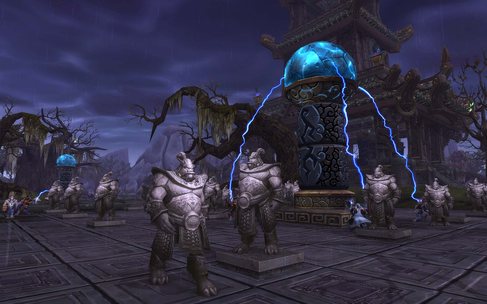 Class patch details released for World of Warcraft