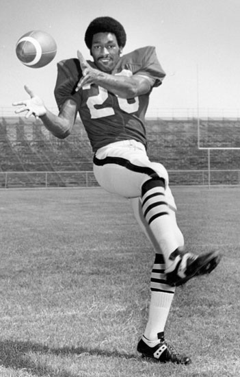 J.D. Hill had freakish athleticism.