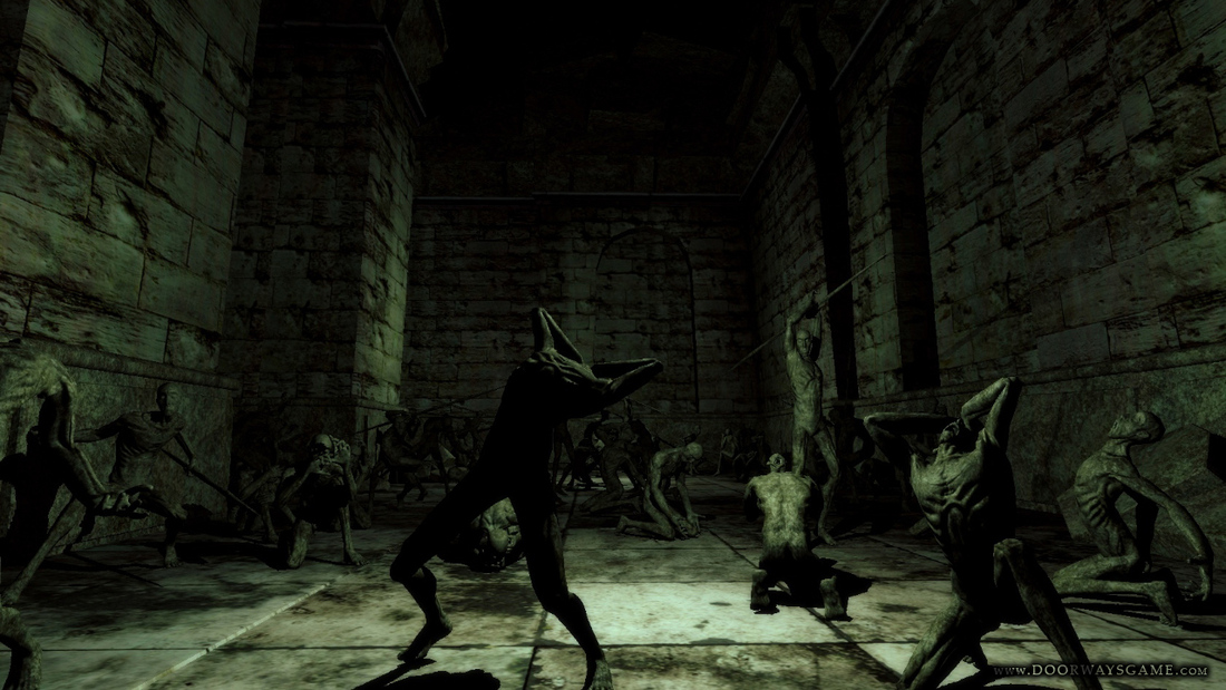 Survival horror Doorways in Greenlight's top 10, pre-orders open this week