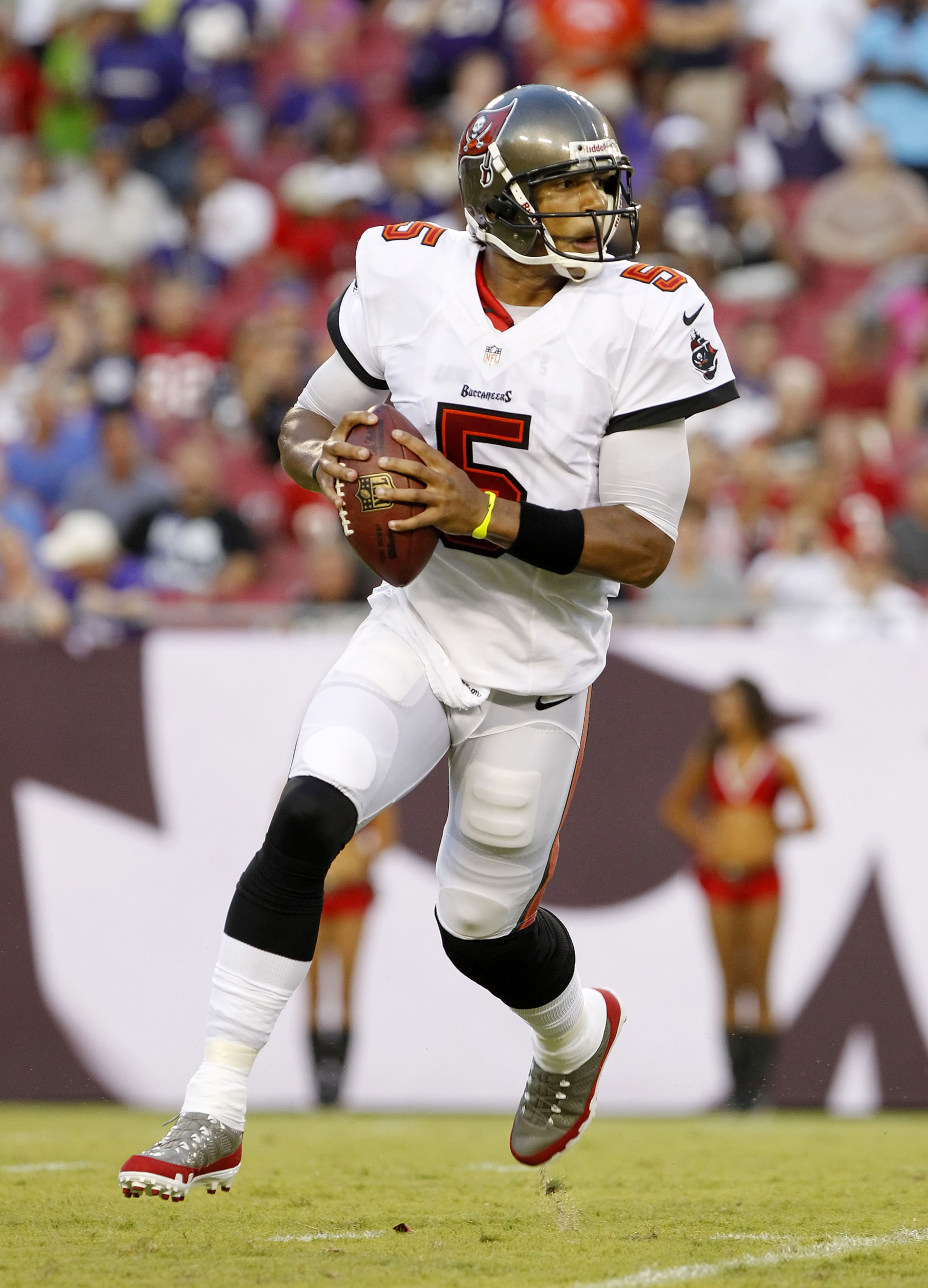 The last time a high school quarterback came in with as many honors as Jesse Ertz, it was Josh Freeman. Just saying.