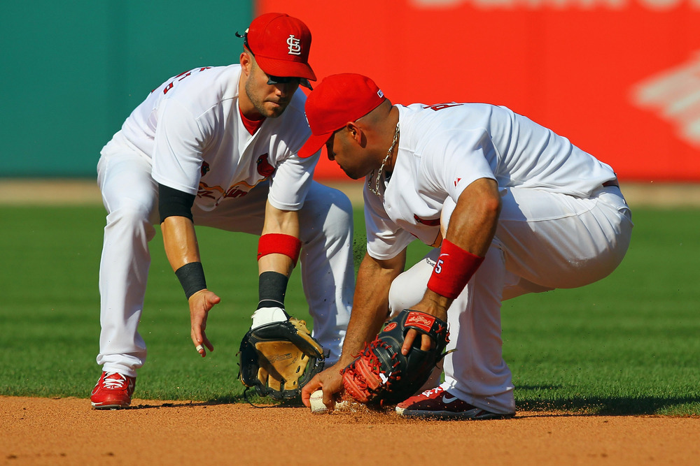 Skip Schumaker vouches for ex-teammate Albert Pujols in PED comments controversy