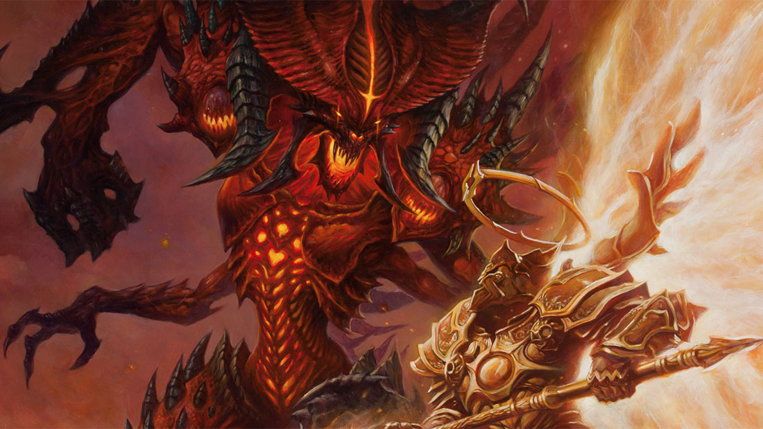 Blizzard teases possible Diablo 3 expansion called Reaper of Souls