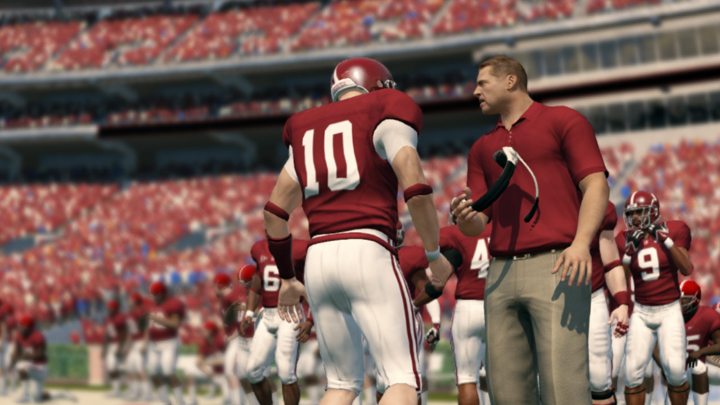 SEC, Big Ten, Pac-12 won't participate in EA Sports college football game