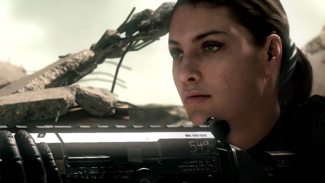 Why Call of Duty: Ghosts (finally) has female soldiers in multiplayer