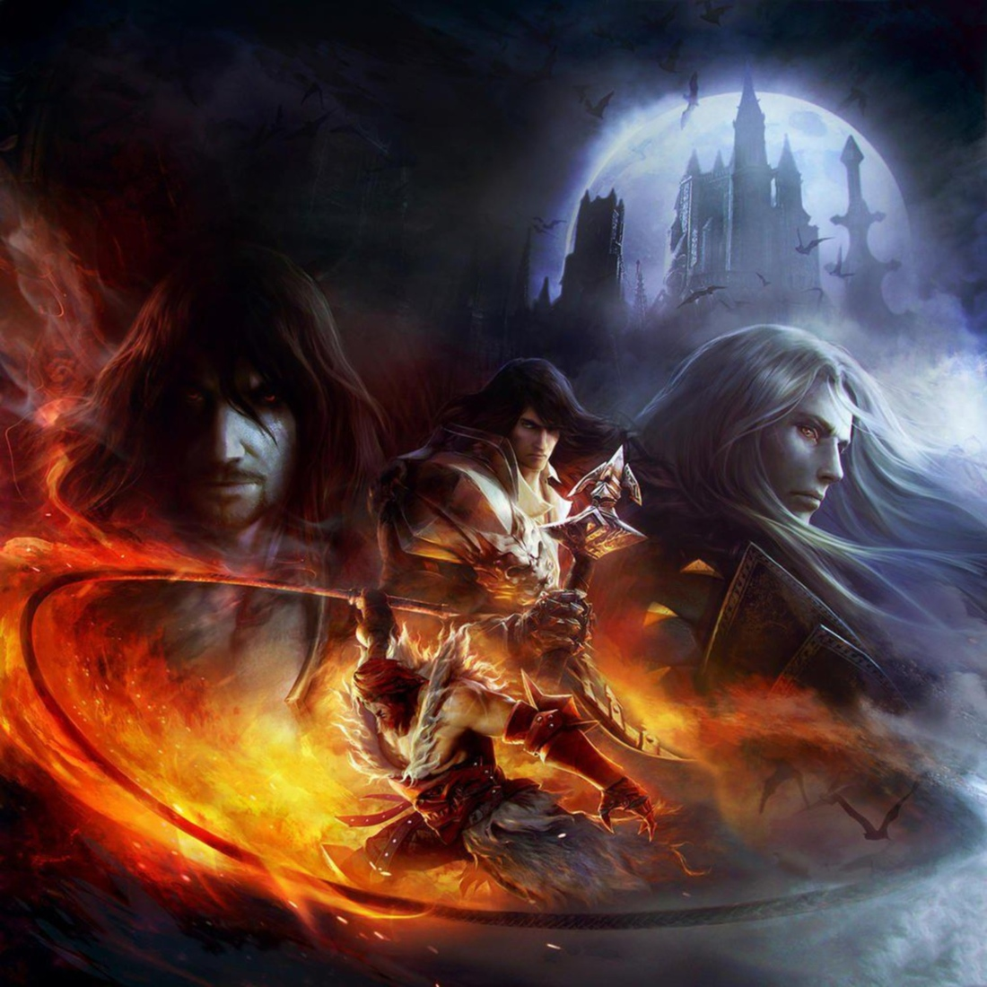 Castlevania: Lords of Shadow Collection, Mirror of Fate HD listed on PlayAsia