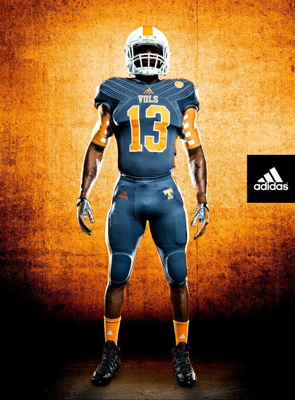 Tennessee football's new 'Smokey' alternate uniforms