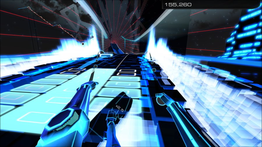 Audiosurf 2 launching on Steam Early Access in Sept.
