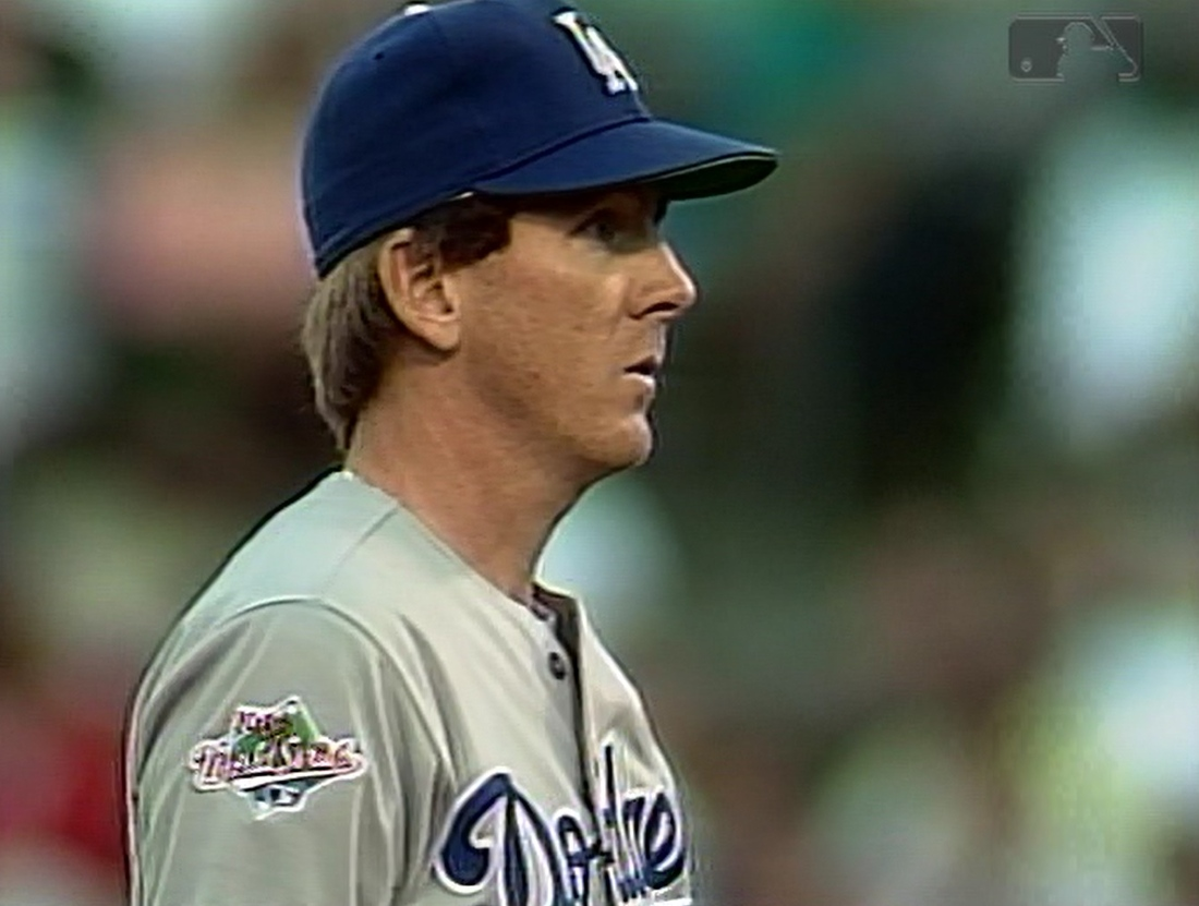 John Tudor faced four batters - and retired them all - before leaving with an injury in Game 3 of the 1988 World Series.
