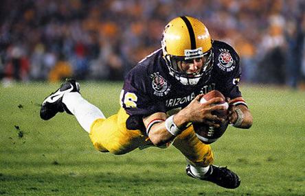 Jake's Rose Bowl dive.
