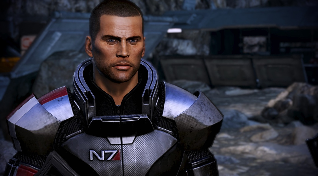 Buy a personalized voicemail from Commander Shepard for charity