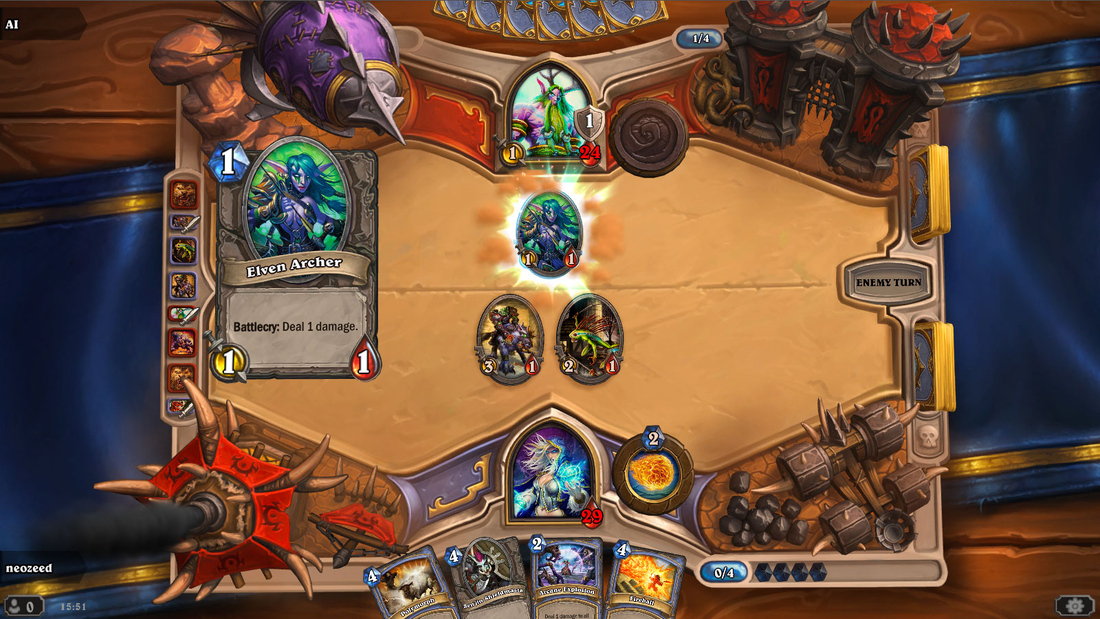 Hearthstone: Heroes of Warcraft beta goes live for PC