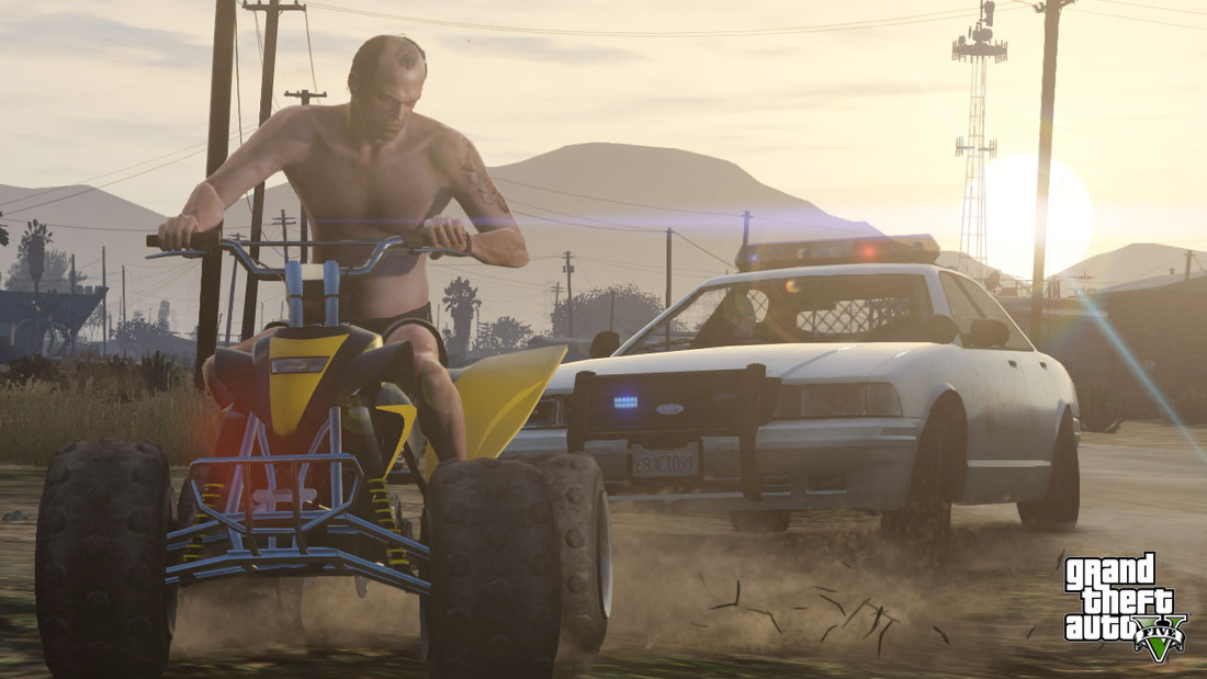 Grand Theft Auto 5 achievements are mostly spoiler-free, but point to surprises