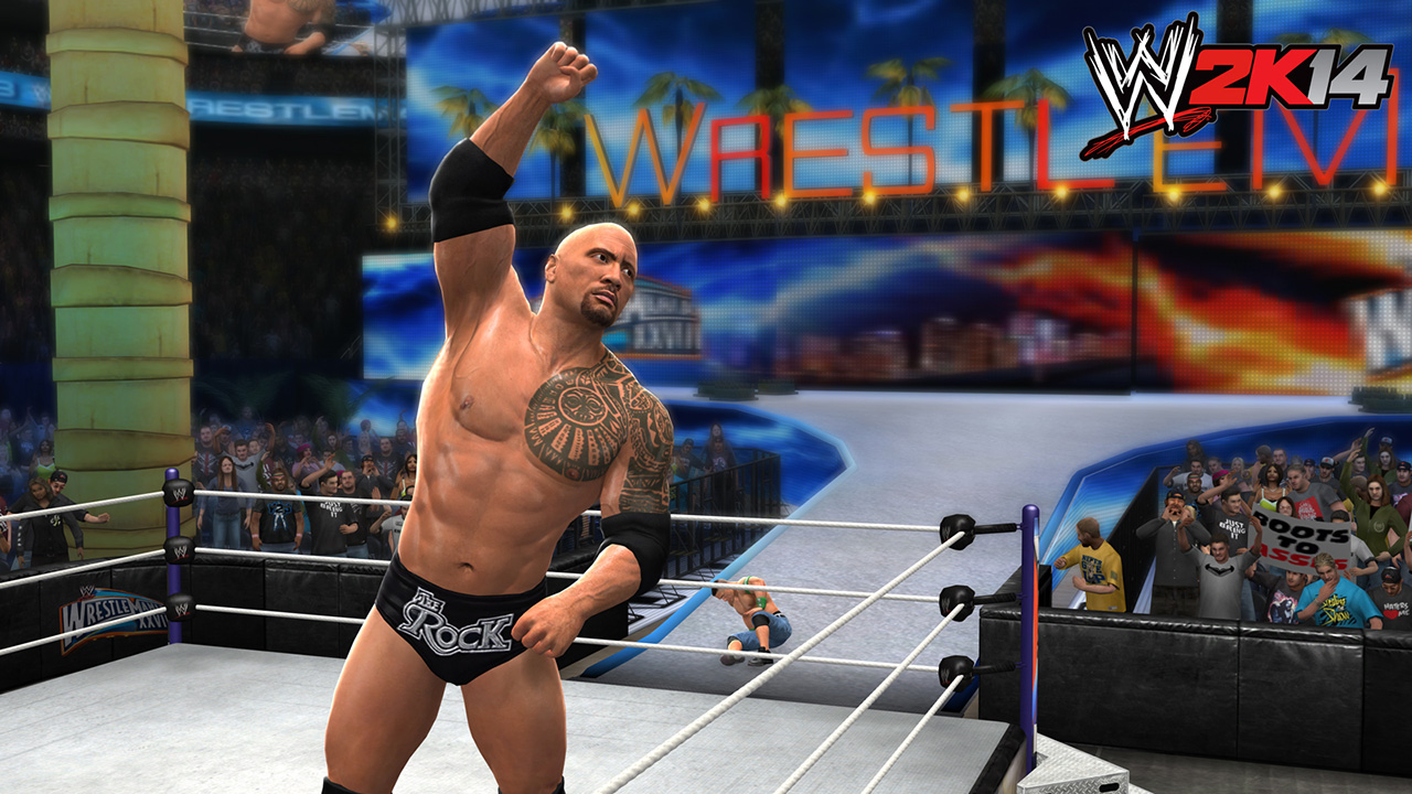 WWE 2K14 '30 Years of WrestleMania' roster revealed