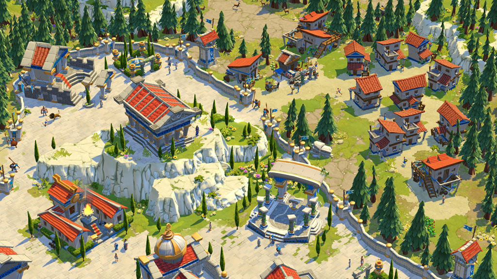 Age of Empires Online's lack of new content drove revenue loss