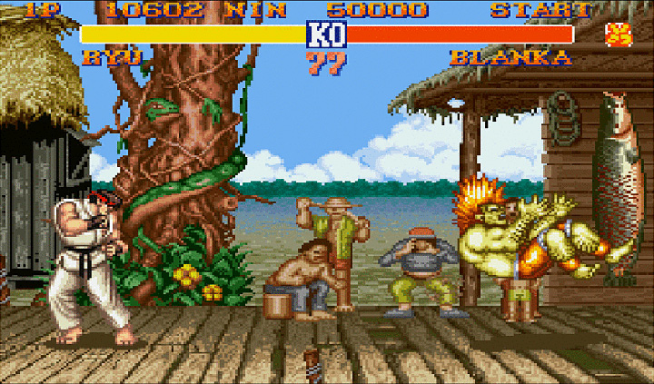 Street Fighter 2 SNES trilogy coming to Wii U Virtual Console
