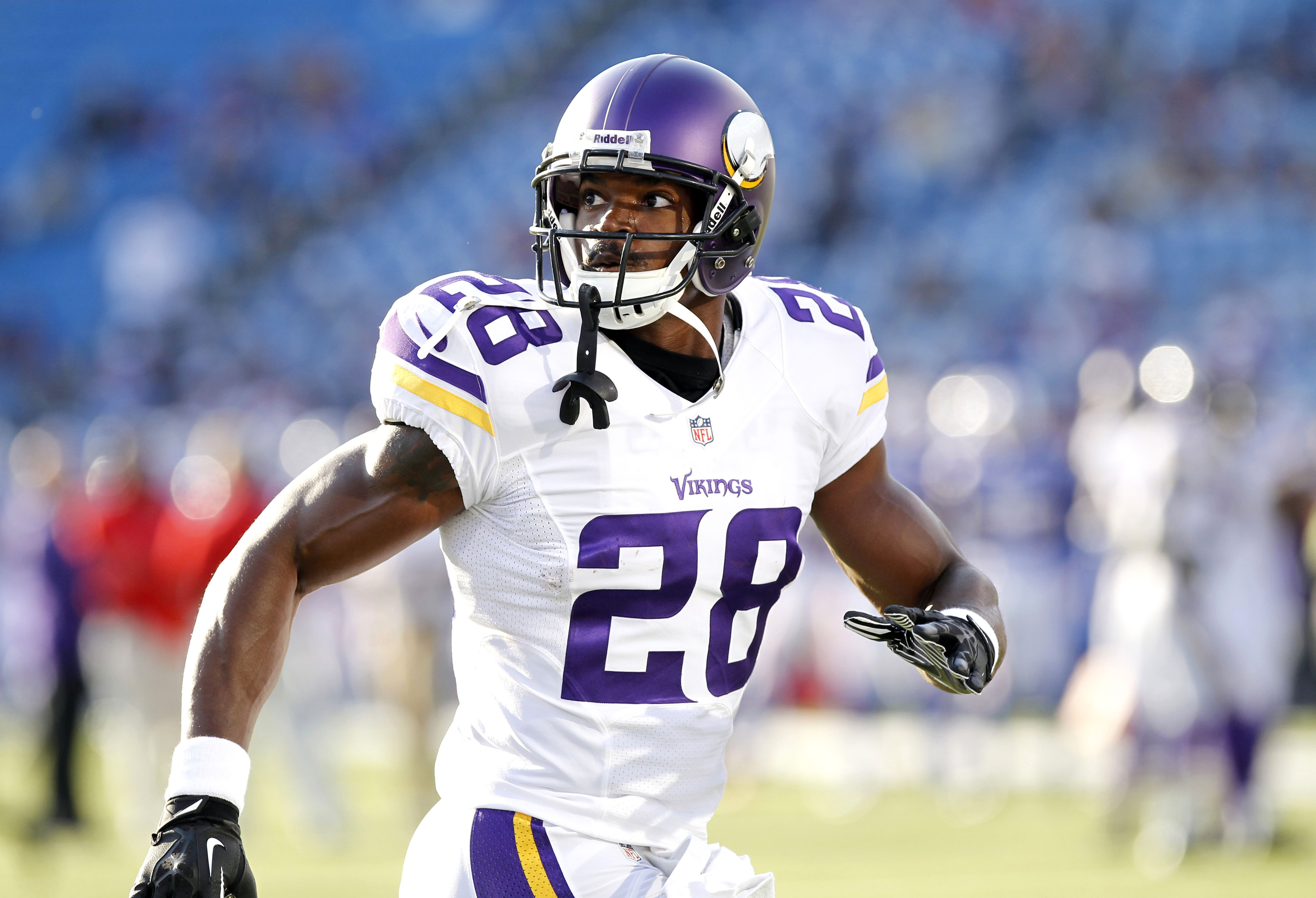 Adrian Peterson to play against 49ers Sunday; fantasy owners rejoice