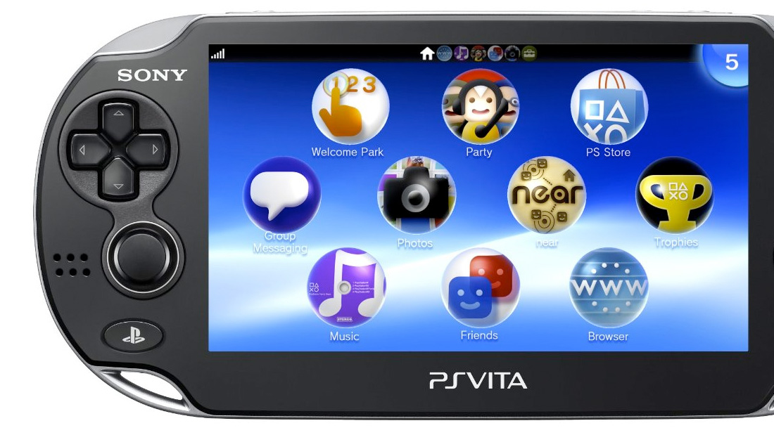 PlayStation Vita on sale for $199.99 at Amazon